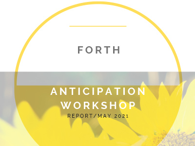 Forth Anticipation Workshop Report cover